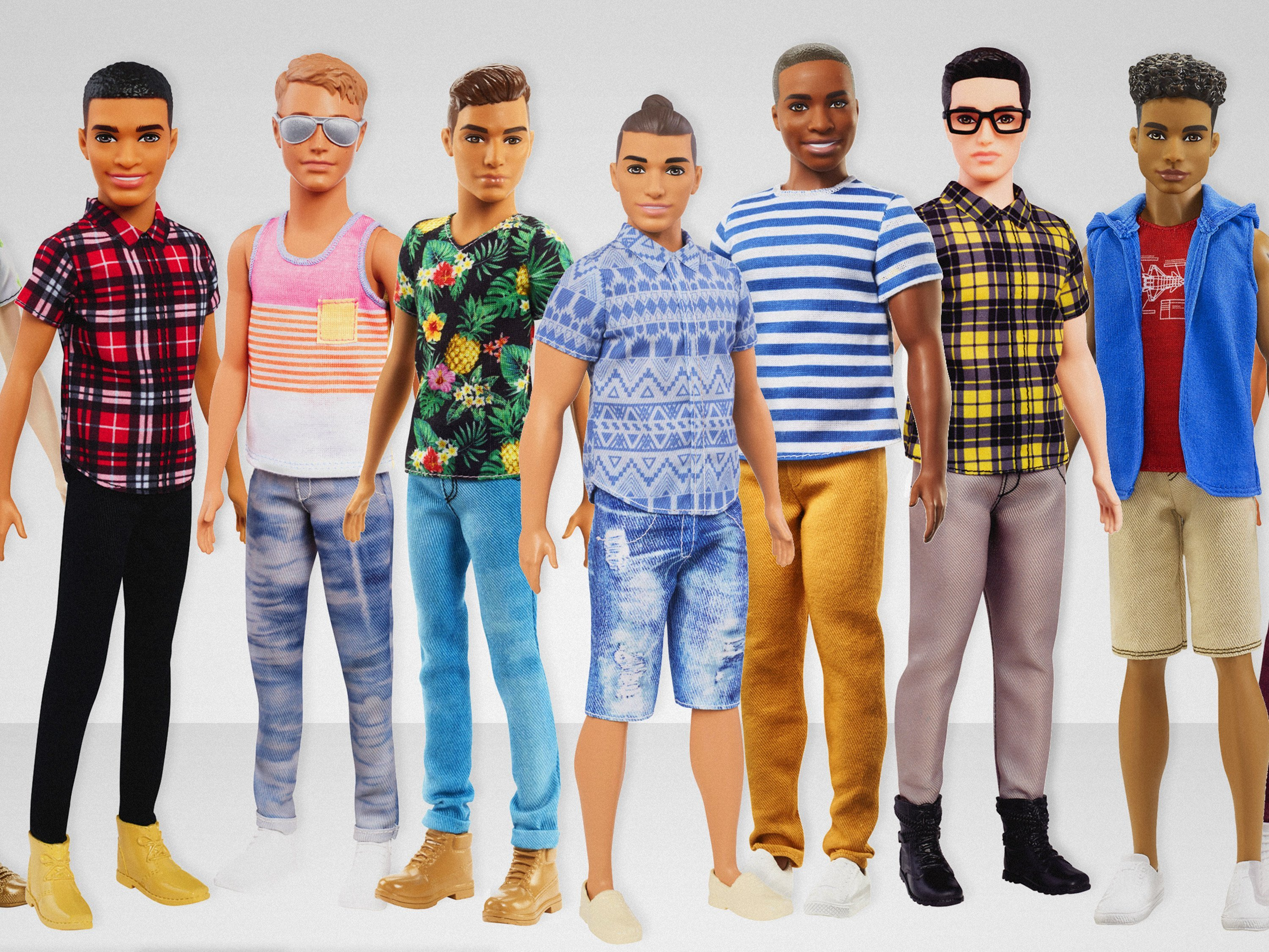 60e52aa4 A New Look for Ken Dolls | 93.3 FM