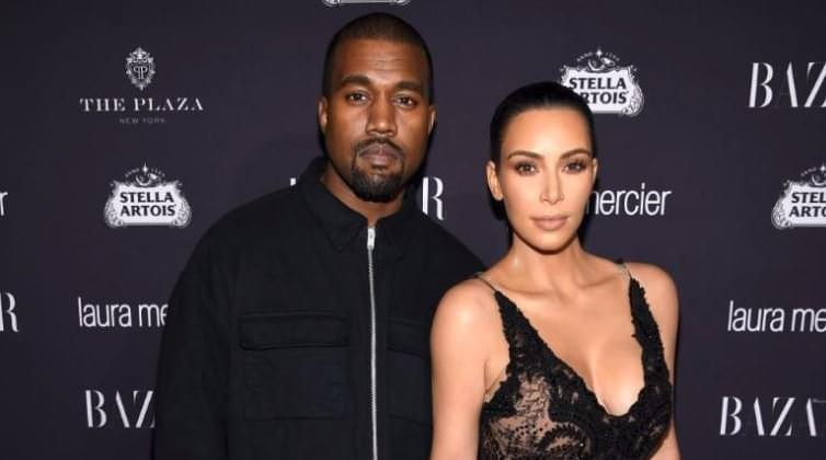 Kim Kardashian West let daughter take topless photo of her