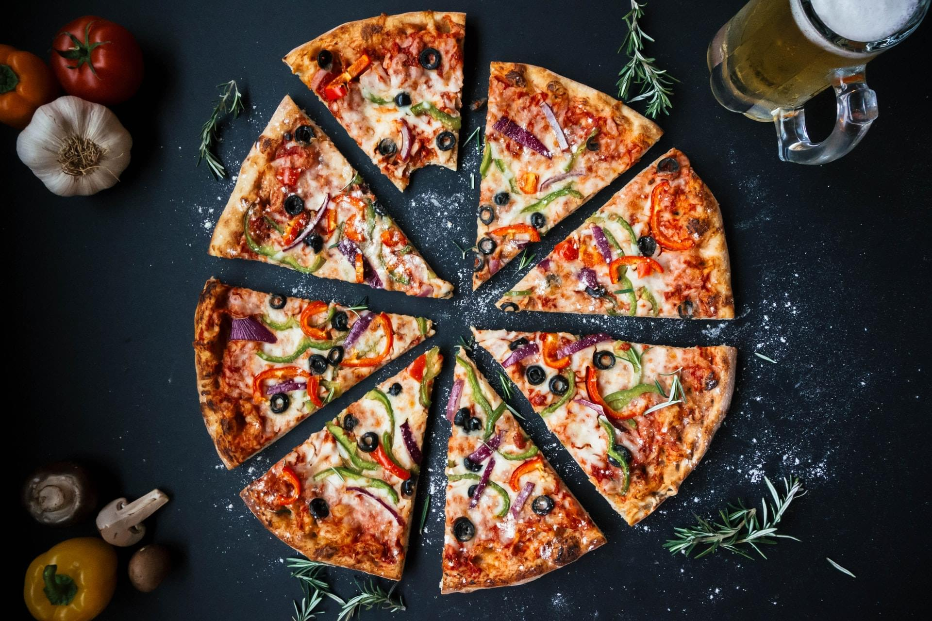 You're Eating Pizza Wrong