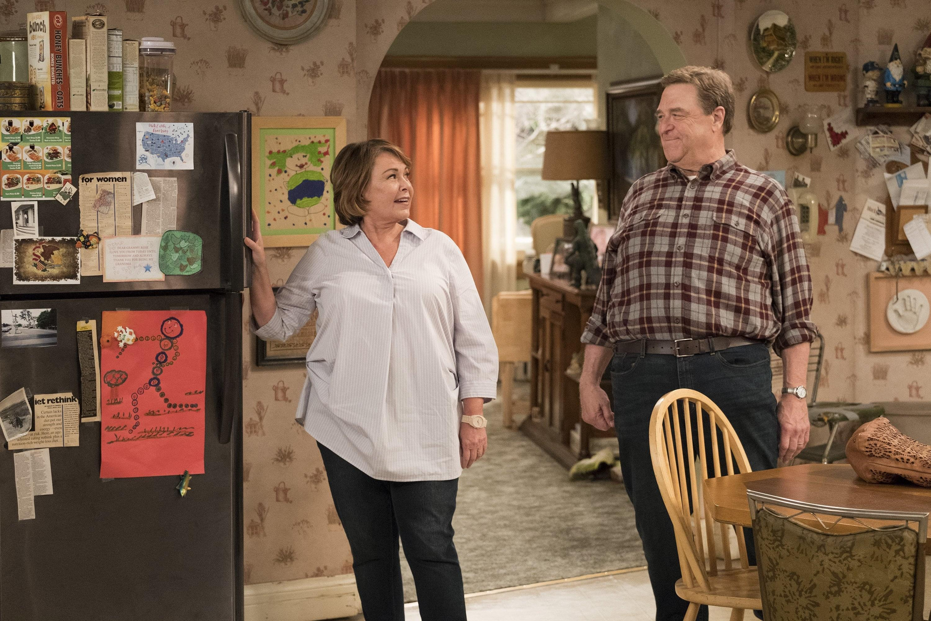 The Conners' Is Happening Without Roseanne Barr