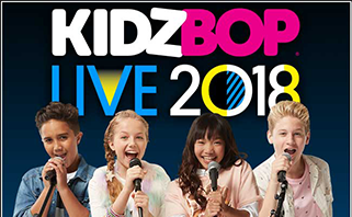 Kidz Bop Live 2018 @ the Pavilion at the Toyota Music Factory | 9.22.18