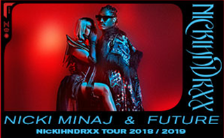 Nicki Minaj and Future @ the American Airlines Center | 11.1.18