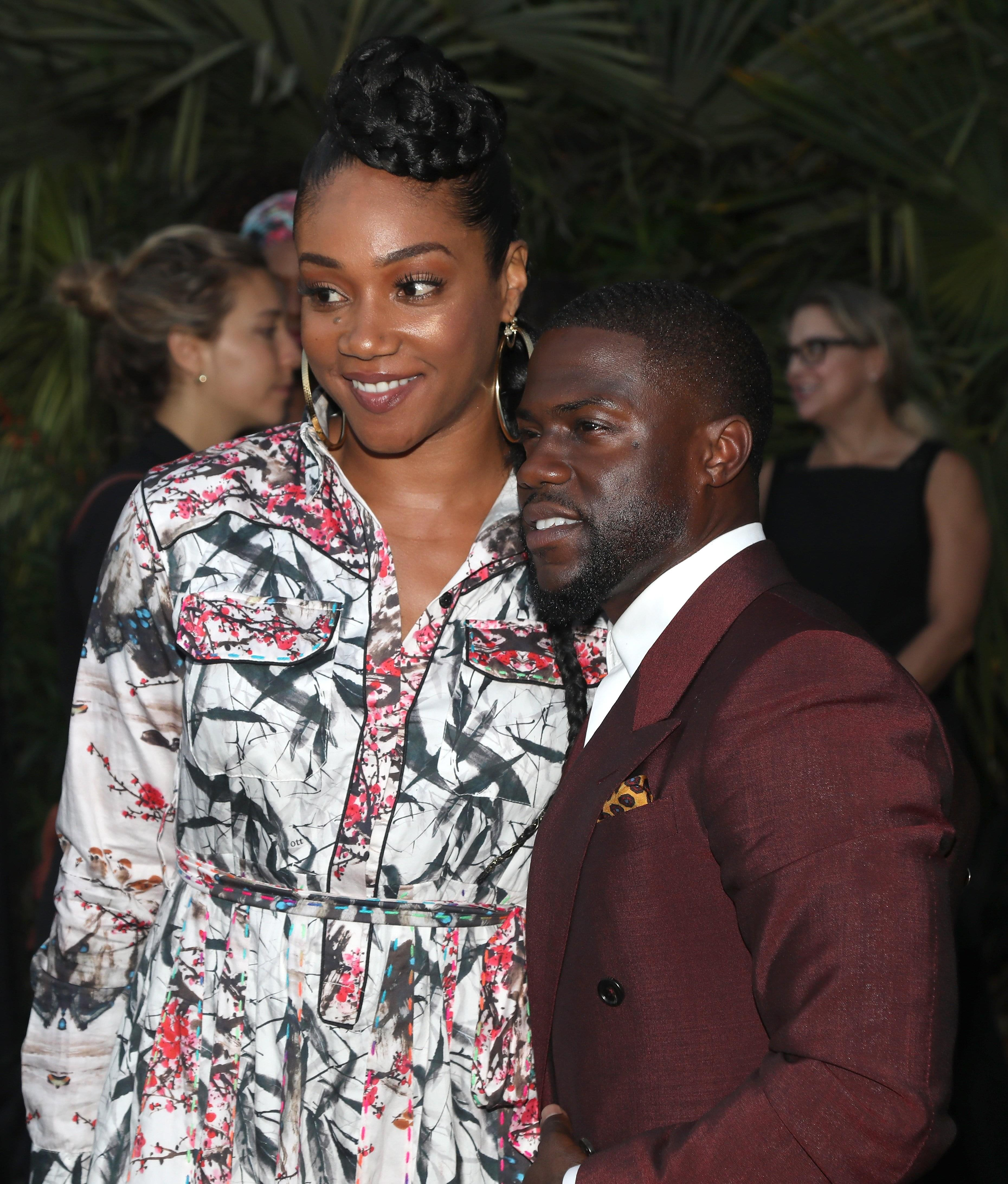 'Girls Trip' Star Tiffany Haddish Tries To Pay Back Kevin Hart And He Refuses To Take The Money [VIDEO]