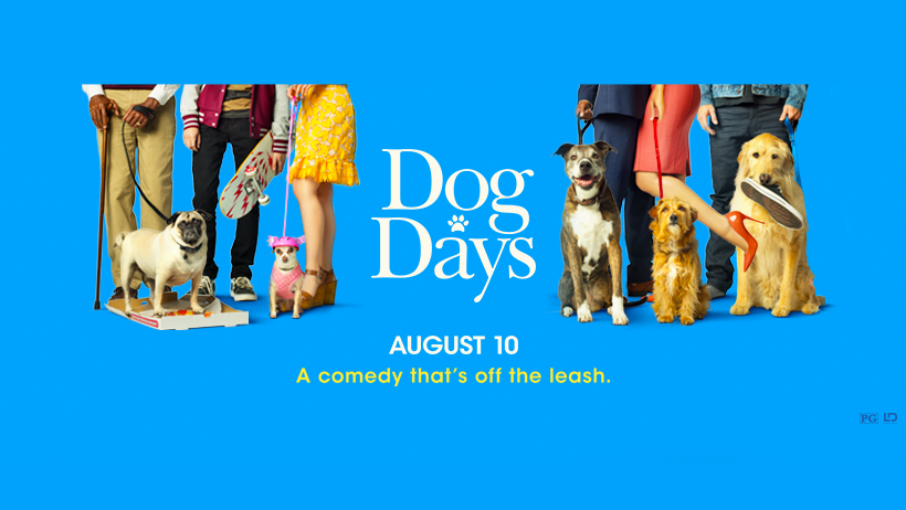 Image result for dog days movie