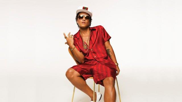 Bruno Mars @ AAC October 14th & 15th