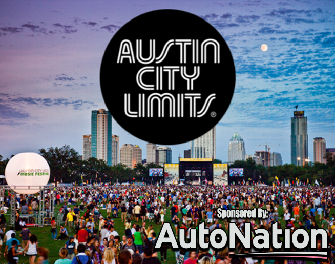 Live Broadcast @ ACL | 10.12 – 10.14