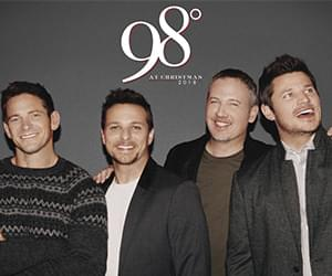 98 Degrees @ The House of Blues | 12.1.18