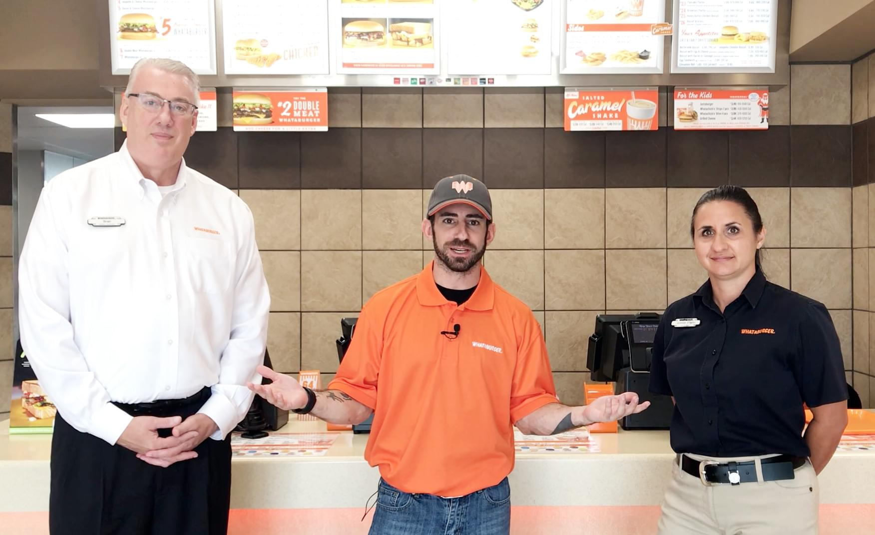 Summer Jobs : Whataburger Employee