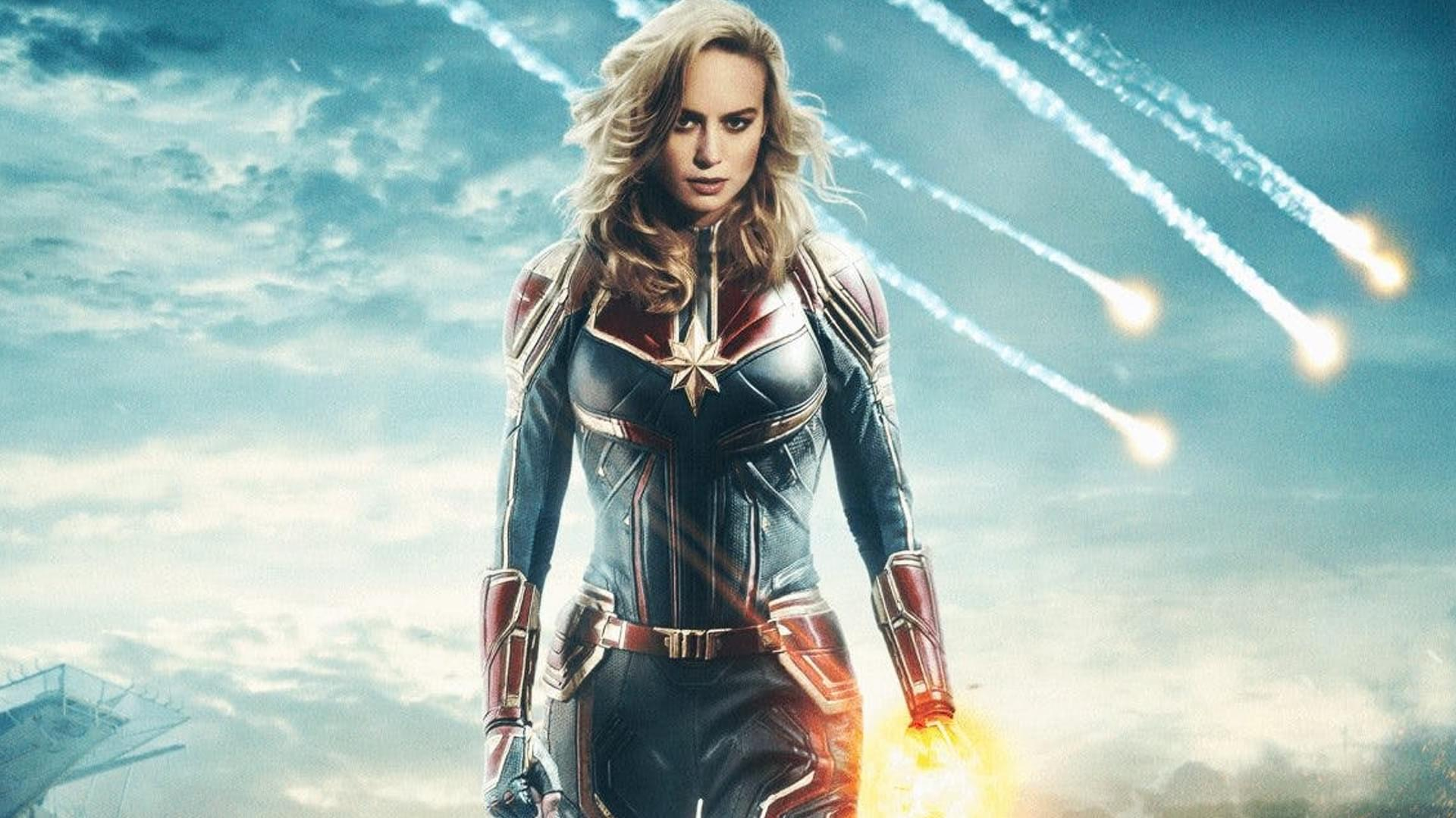 The First Trailer for 'Captain Marvel' Is Out