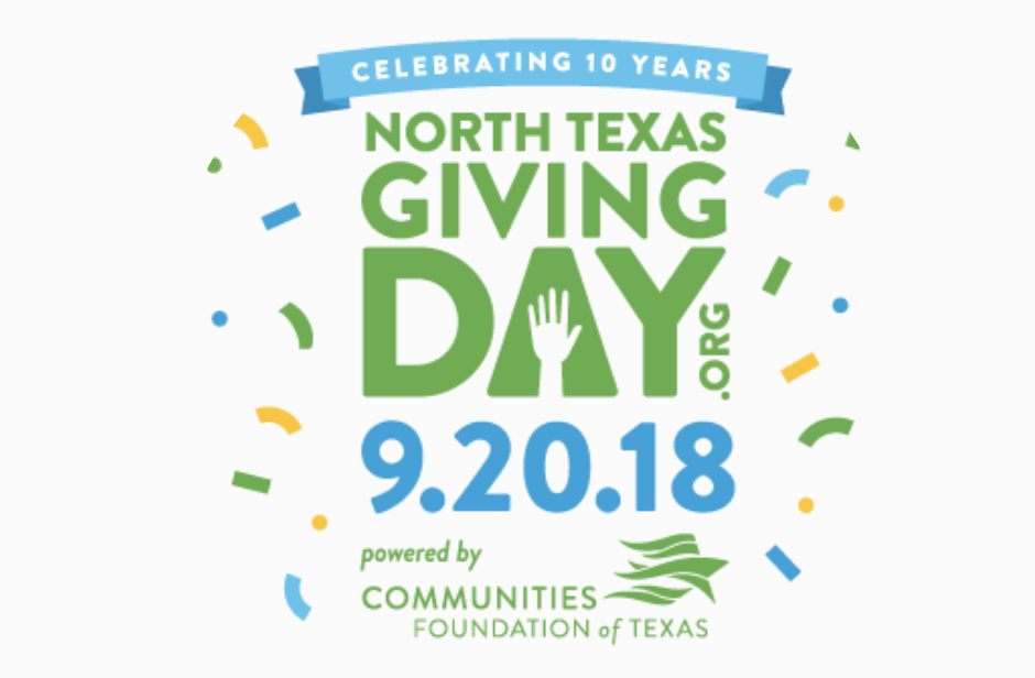 Feel Good: It's North Texas Giving Day