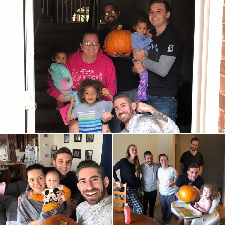 Feel Good: A Listener Delivers Pumpkins with Scotty and Bret