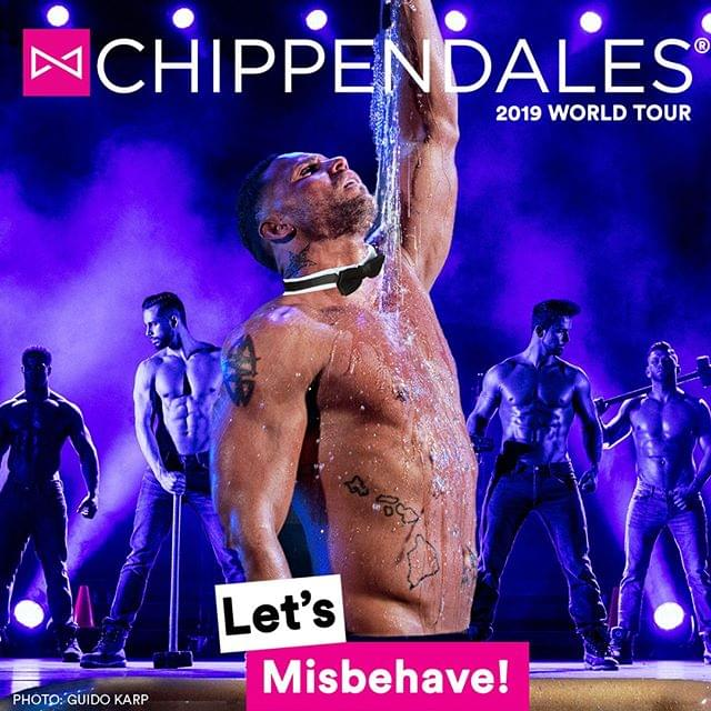 Chippendales @ HOB   1.23.19