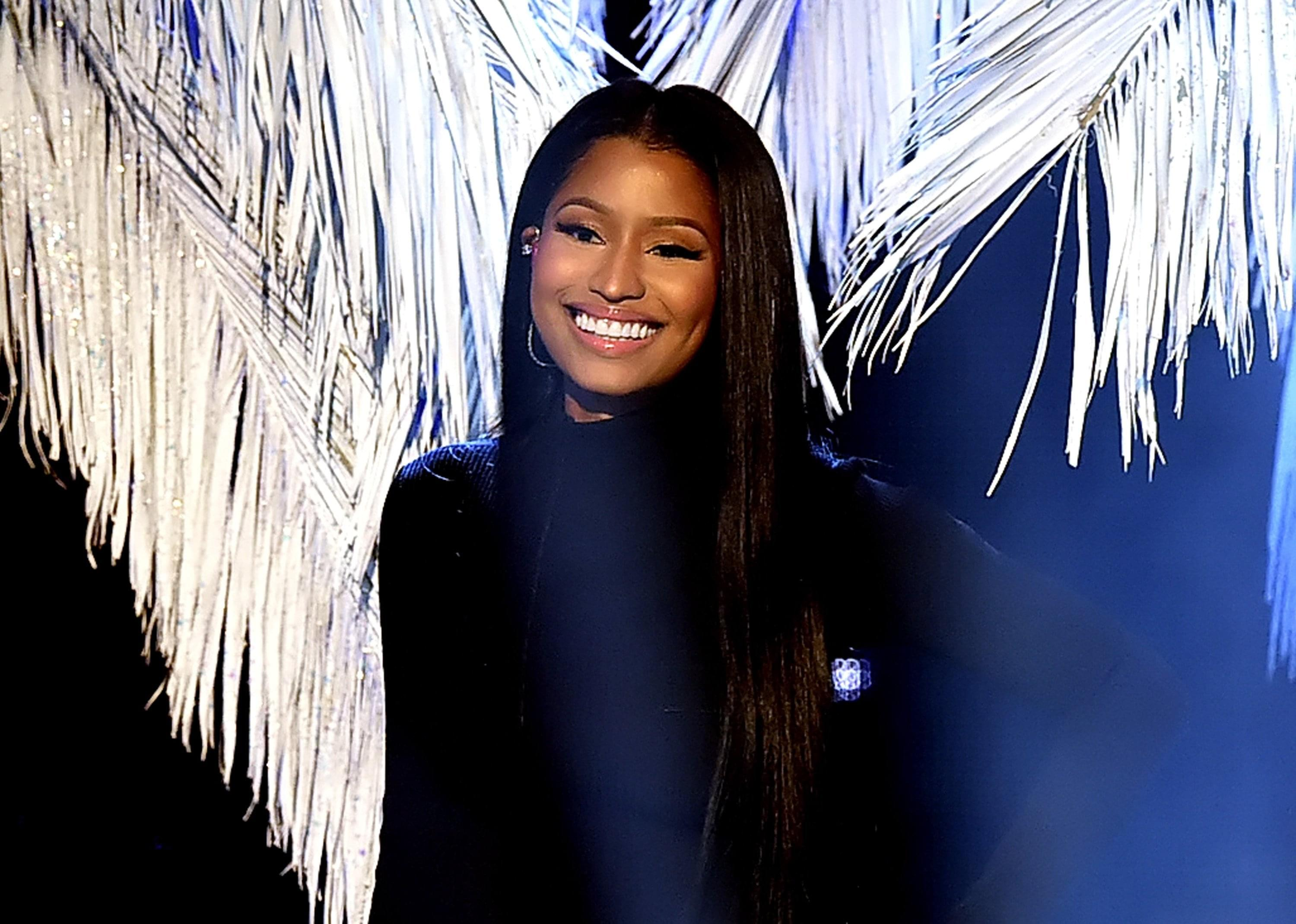 Nicki Minaj's Performance At The 2018 People's Choice Awards [VIDEO]