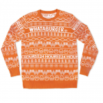 Whataburger Sells Christmas Sweaters?