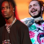 Travis Scott Surprise Delivery for Post Malone… Astroworld Chick-fil-A!!