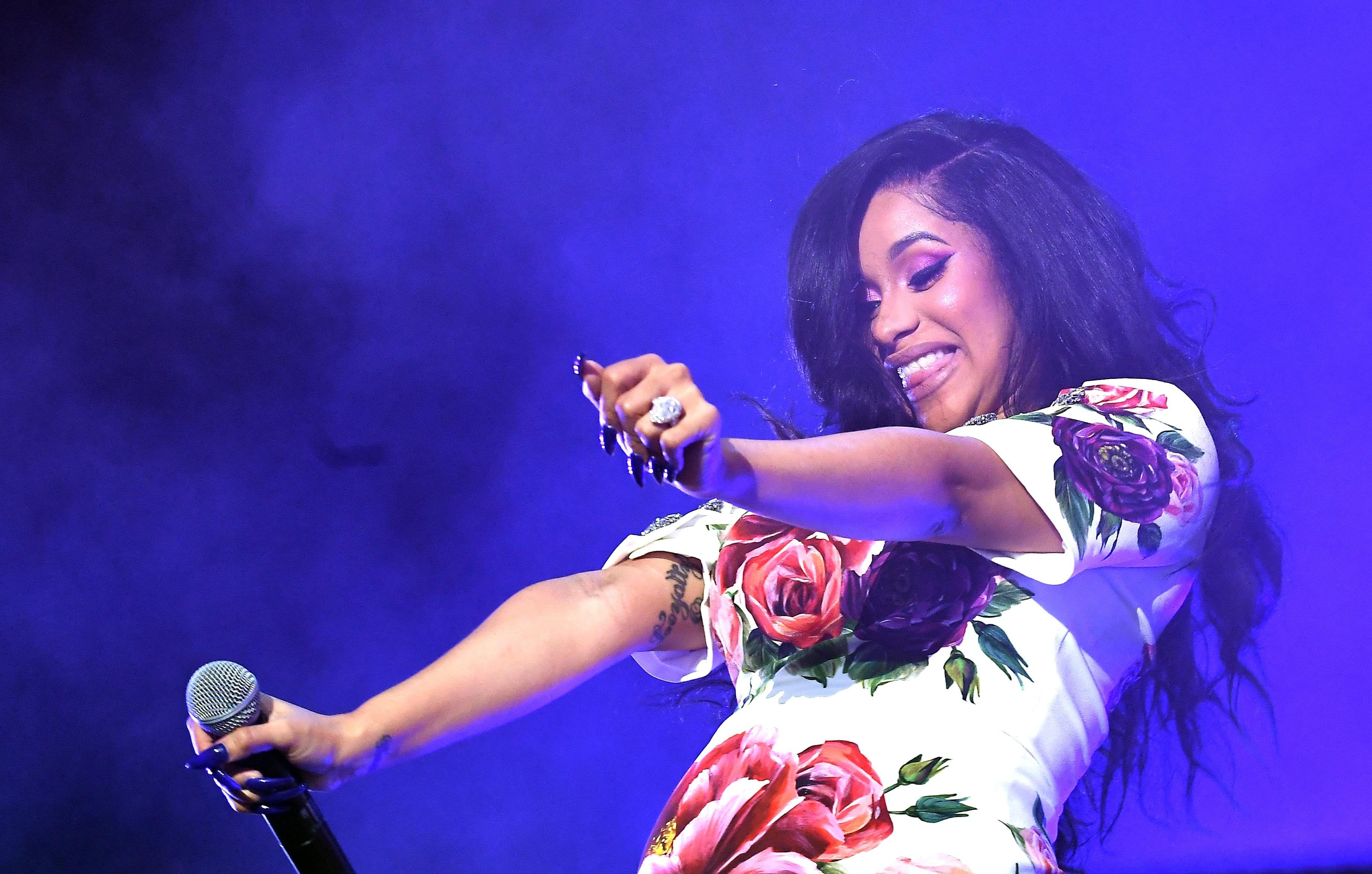 Cardi B Buys Her Mom A House