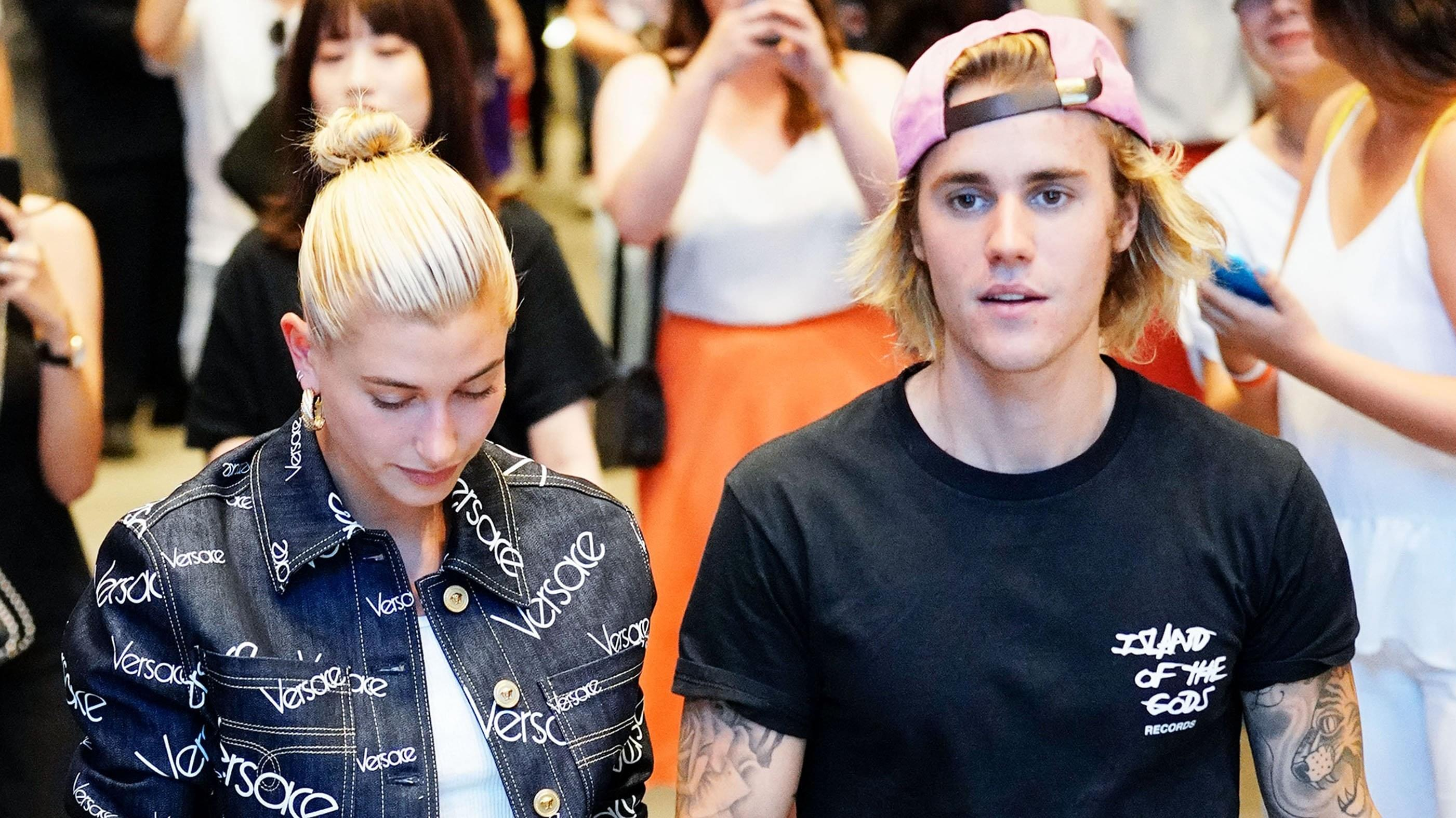Justin Bieber Confirms He's A Married Man