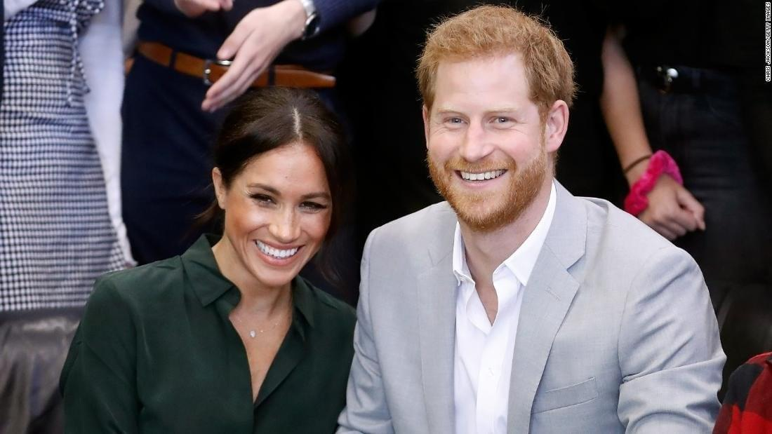 Meghan Markle Reveals Her Baby's Due Date
