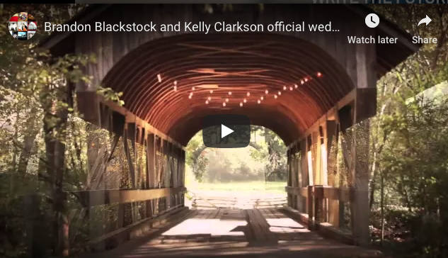 Kelly Clarkson's Gorgeous Wedding Video Will Make You Ugly Cry