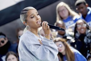 Ariana Grande releases new single 'No Tears Left to Cry'