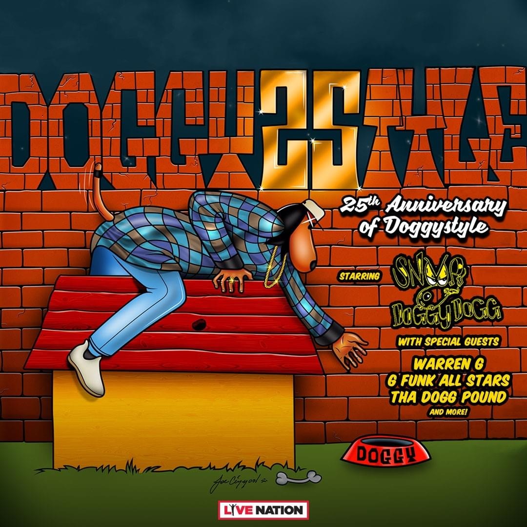 Snoop Dogg @ The Pavilion at Toyota Music Factory | 4.28.19