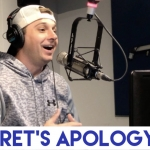 Bret owes the show an apology!