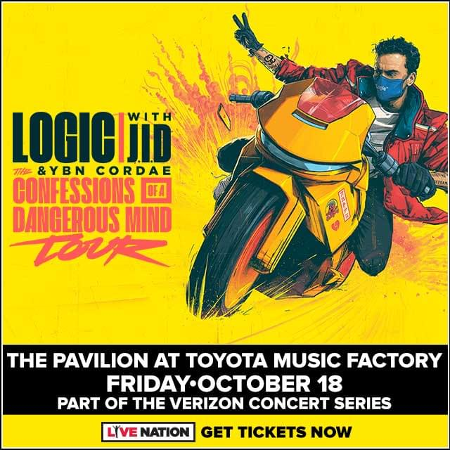 Logic @ Pavilion at Toyota Music Factory | 10.18.19