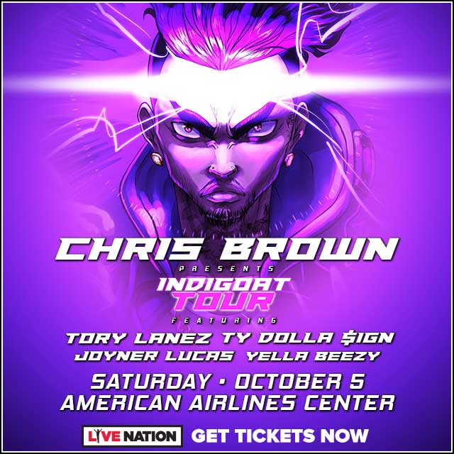 Chris Brown @ AAC | 10.5.19