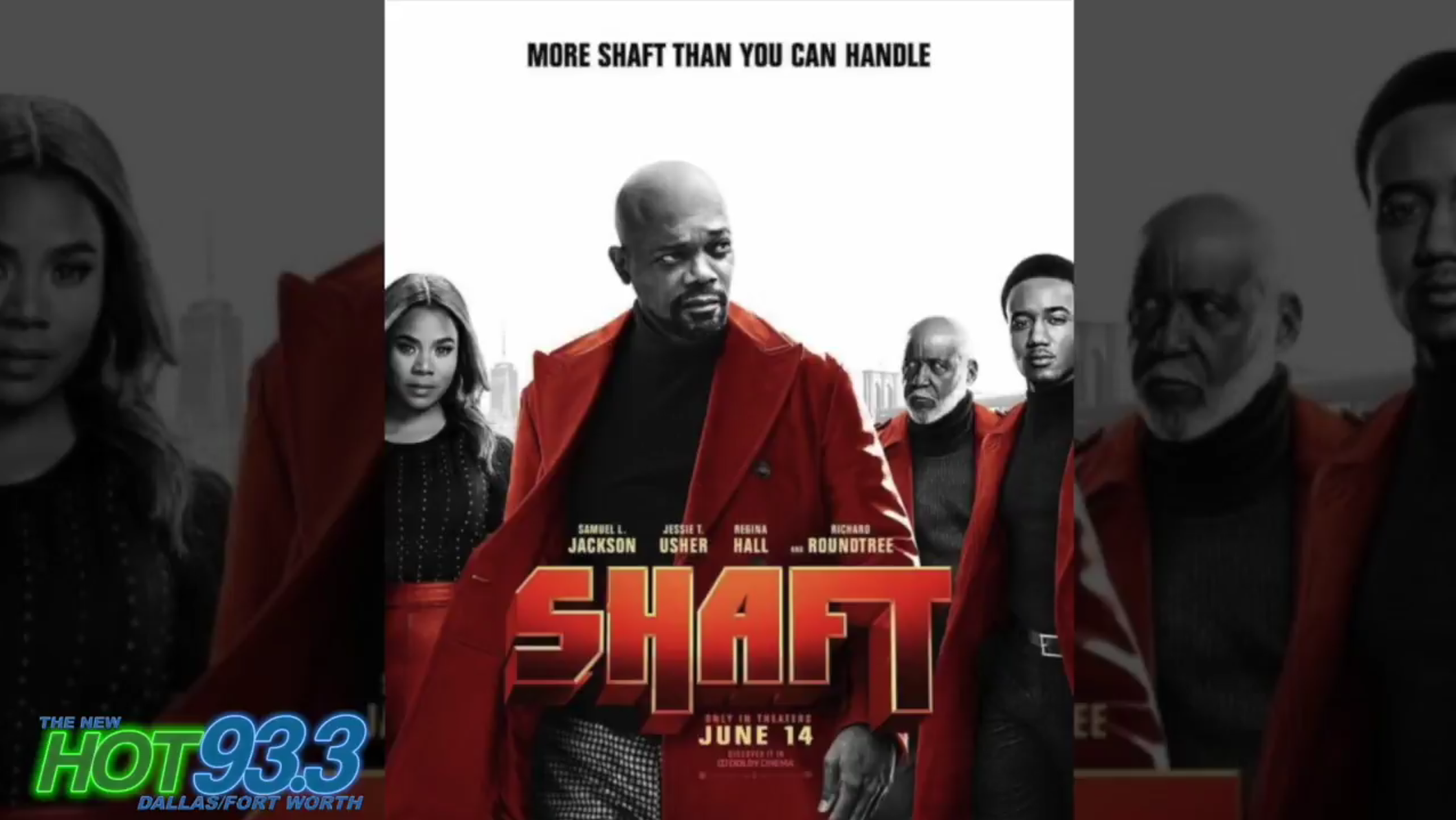 JJ chats with the star of Shaft Jessie T. Usher