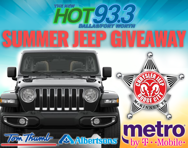 Dodge City Of Mckinney >> Last Chance Summer Jeep Giveaway Chrysler Jeep Dodge City Of