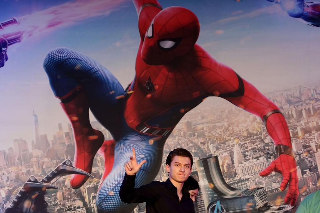 spiderman far from home Tom