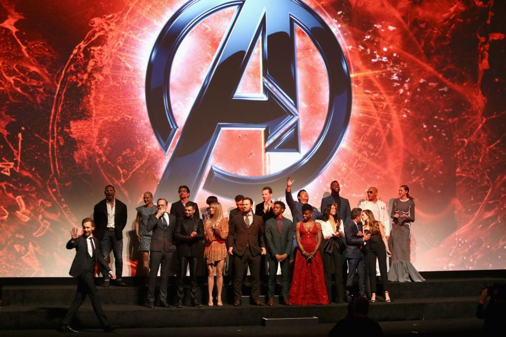 "Los Angeles Global Premiere for Marvel Studios' ""Avengers: Infinity War"""