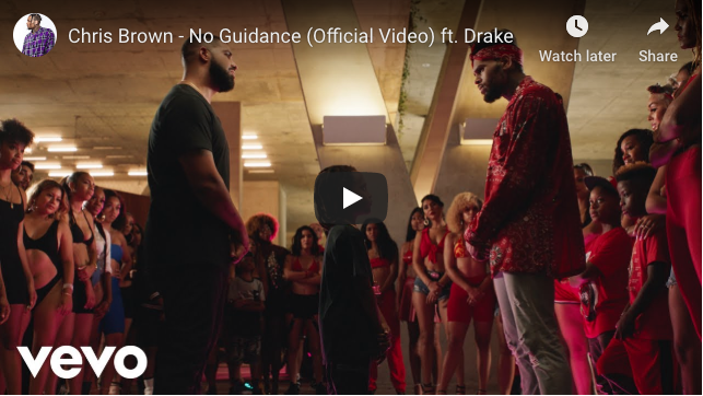 Chris Brown and Drake Face Off In 'No Guidance' Music Video