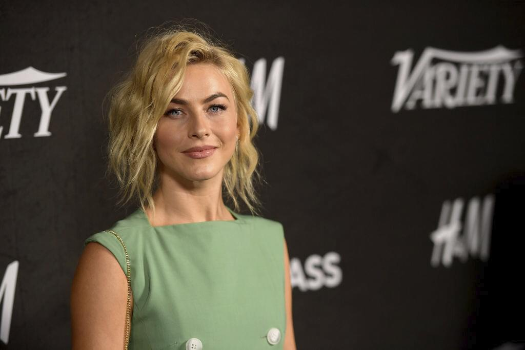 "Julianna Hough Isn't ""Straight?"""
