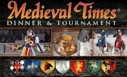 Listen to Win Medieval Times Tickets!