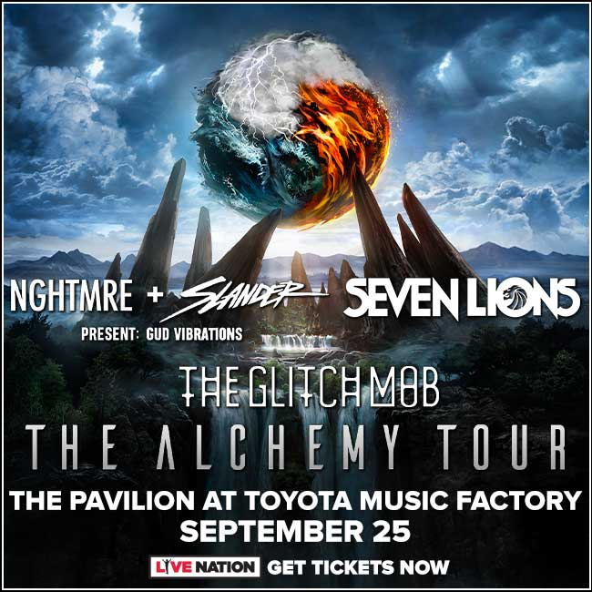 Listen to Win Tickets to the Alchemy Tour!