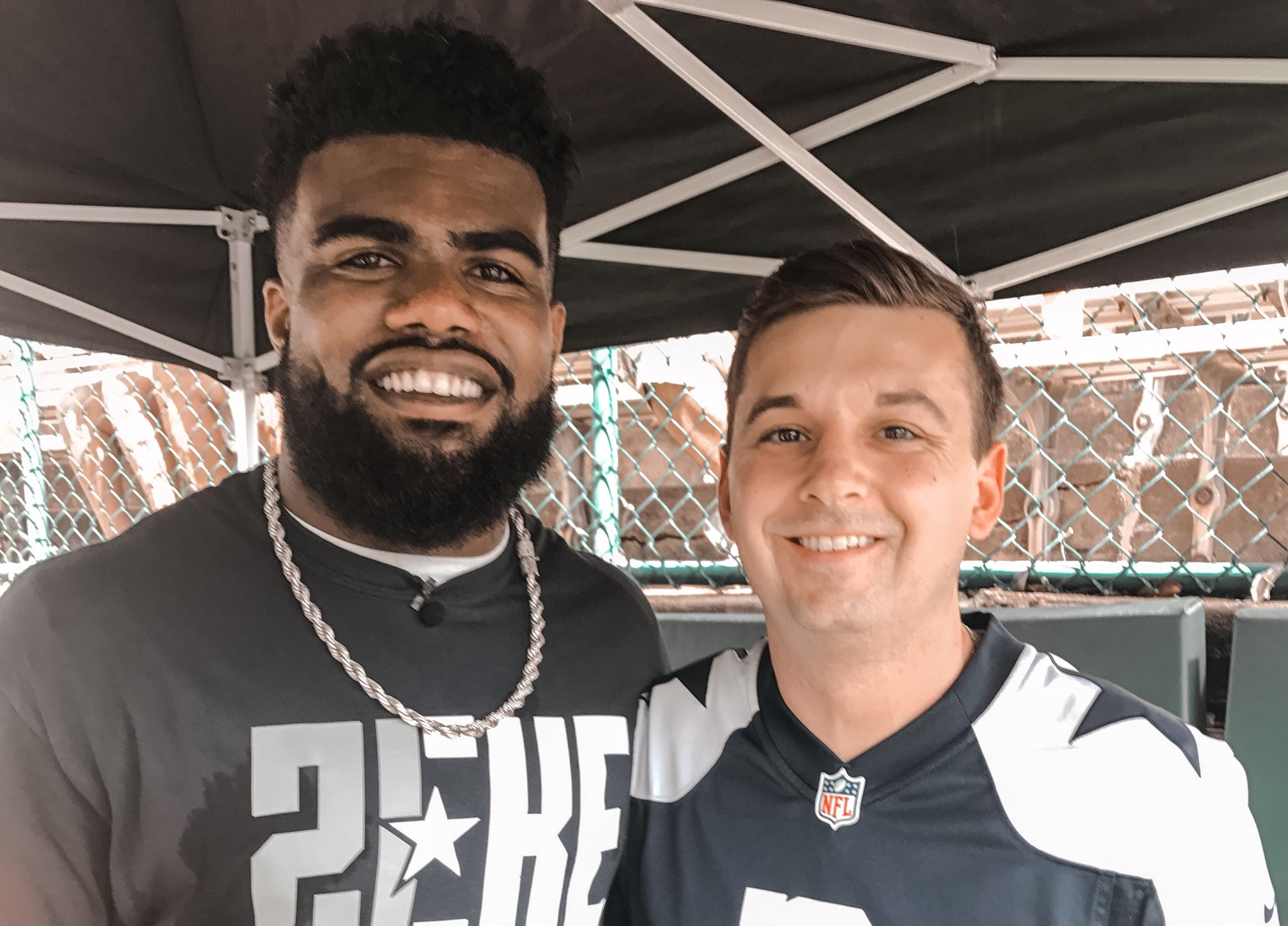 Ezekiel Elliott agrees to 6-yr, $90M contract extension