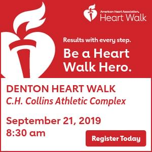 Denton Heart Walk | 9.21.19