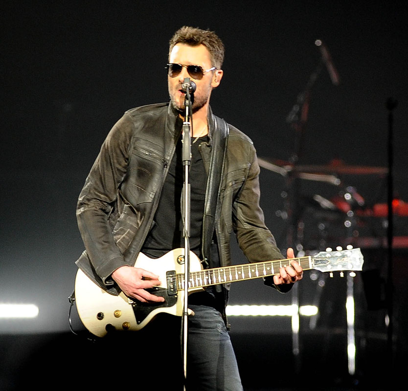 "Eric Church's ""Holdin' My Own Tour"" – American Airlines Center (2/3/17)"