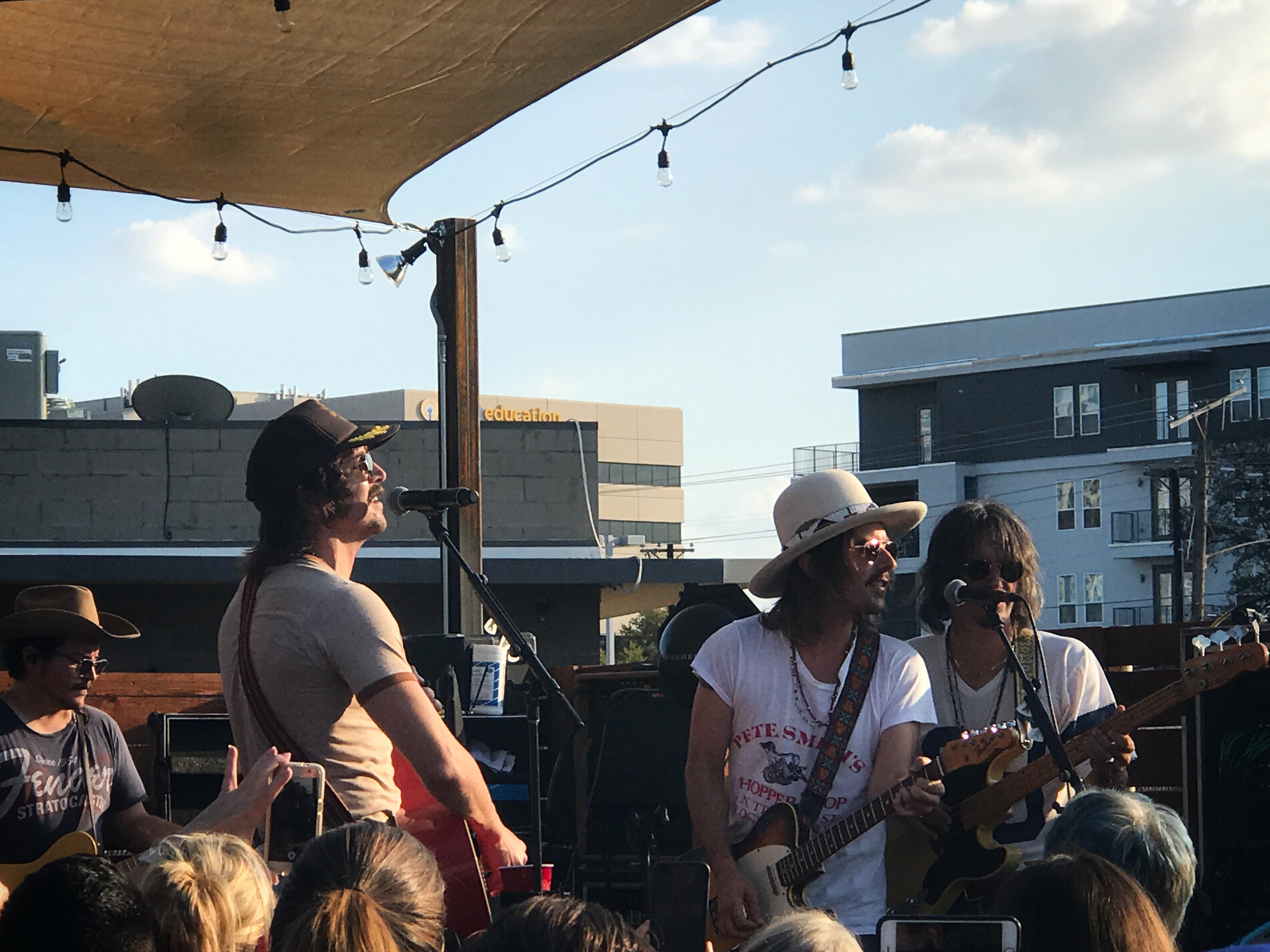 watch midland album release party at ferris wheelers in dallas