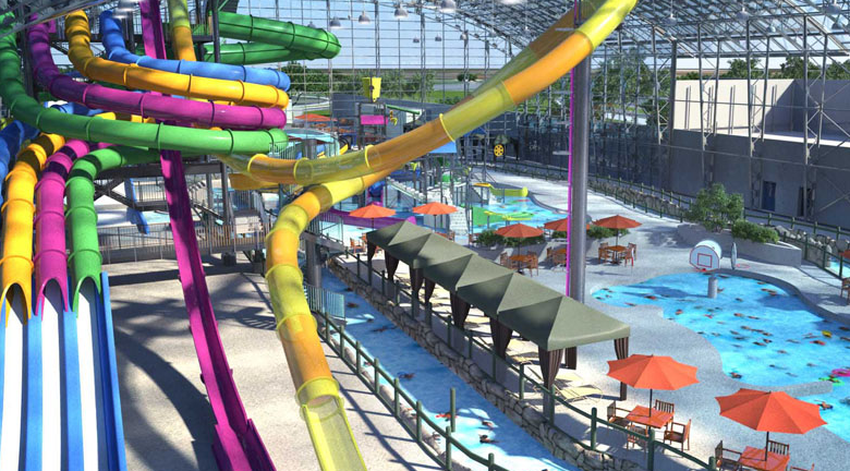 Grand Prairie Epic Waters Opens In December Year Round