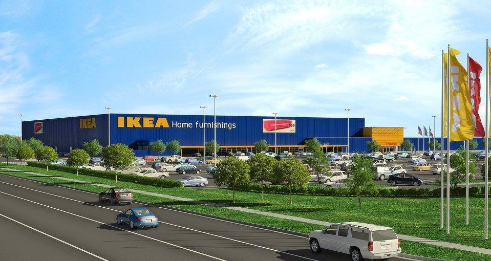 second ikea store in dfw has finally released grand opening date kplx fm. Black Bedroom Furniture Sets. Home Design Ideas