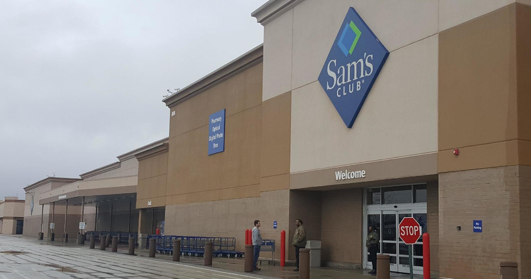 Sam's Club Stores Close Without Notice Across Nation   KPLX-FM