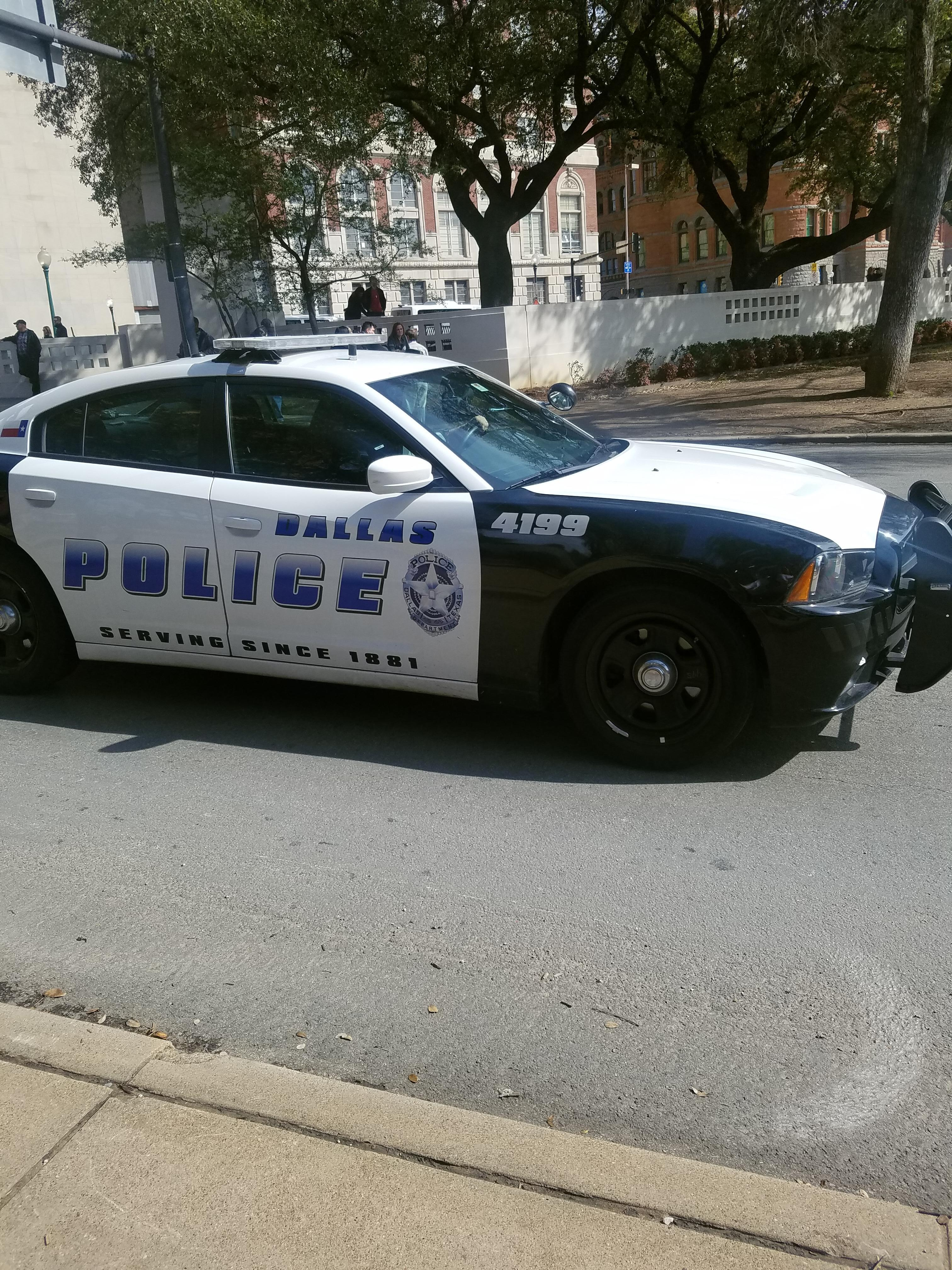 How to help the Dallas Police officers shot during arrest