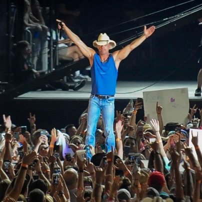 Kenny Chesney's Trip Around the Sun Tour | 5.19.18