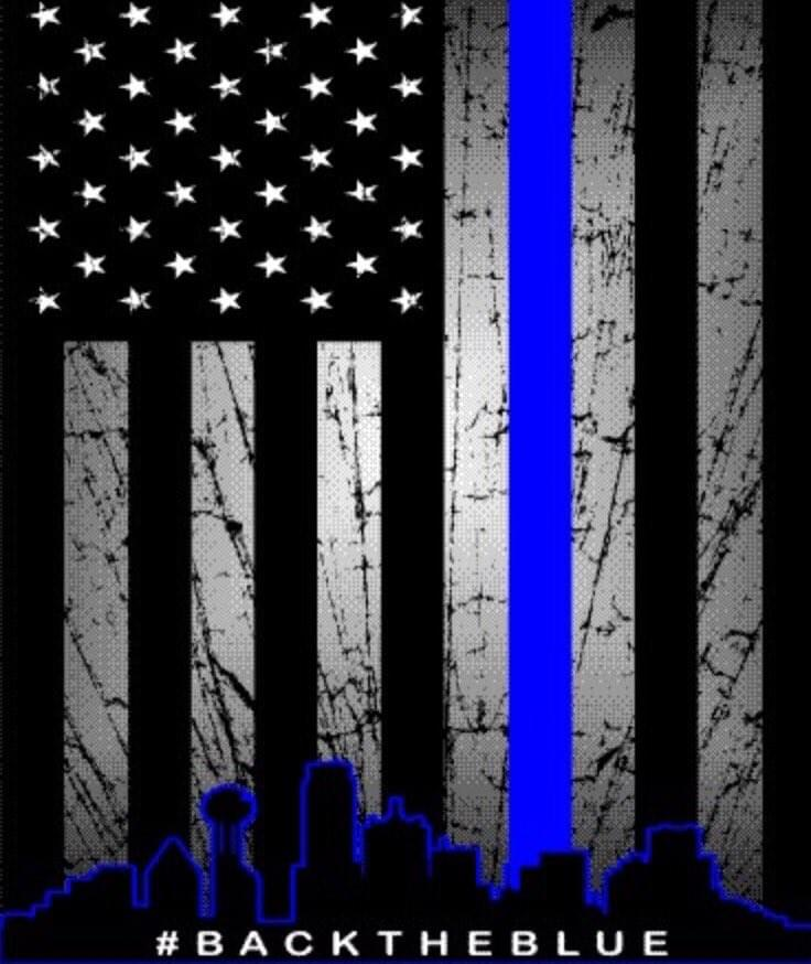 Run For the Blue Happening on the 2 Yr Anniversary of 5 Dallas Police Deaths!
