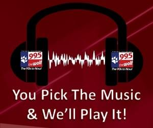 99.5 The Wolf Music Survey is Open!