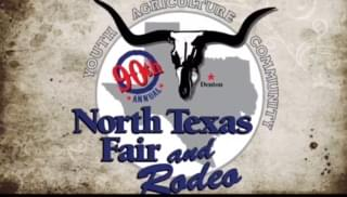 Lineup Announced for North TX Fair and Rodeo In Denton!