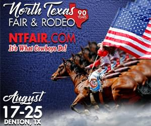 Win Tickets to the North Texas Fair & Rodeo