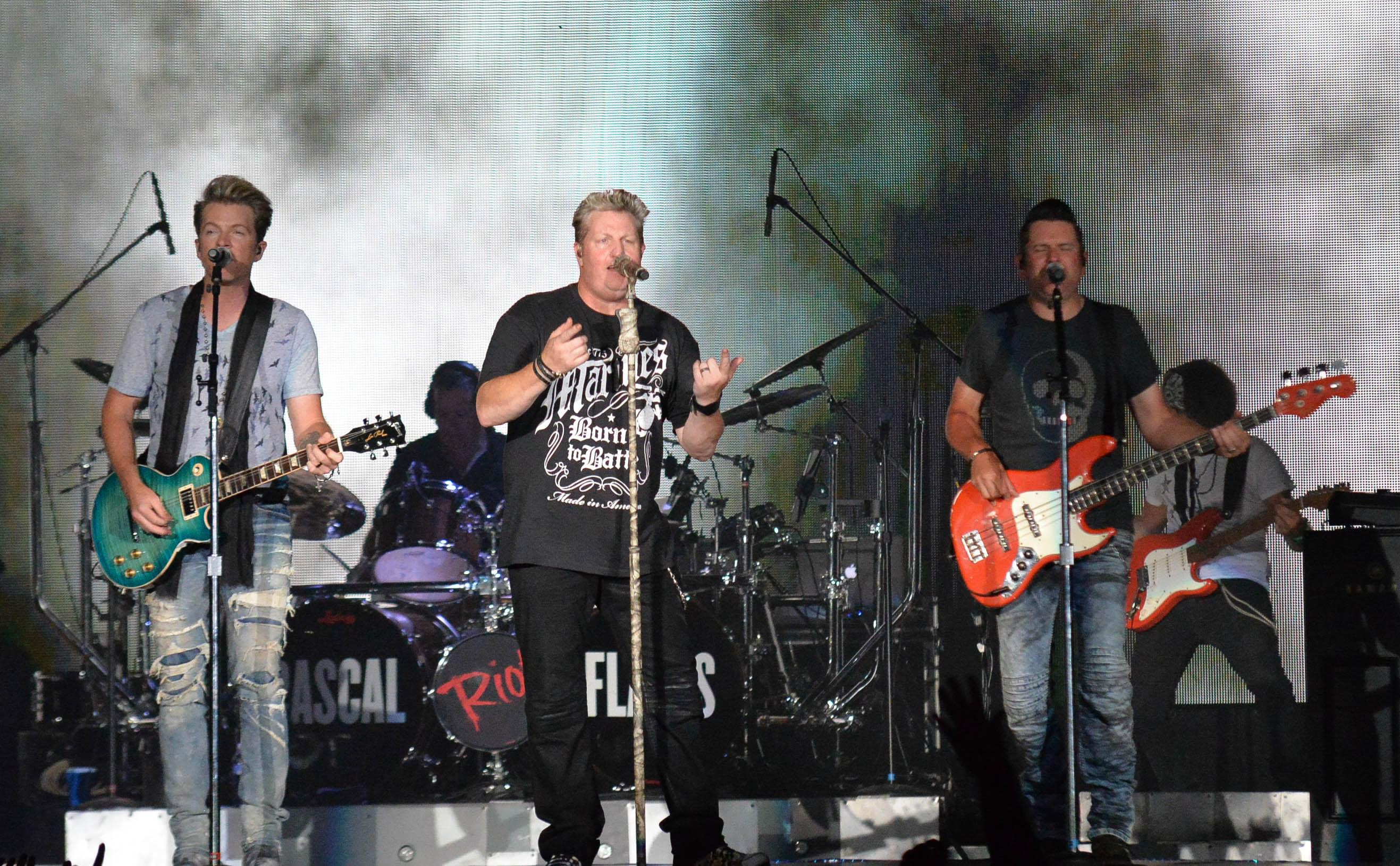 Rascal Flatts Concert Ends Abruptly After Bomb Threat in Indiana!
